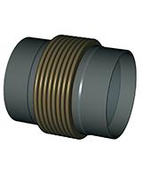 Компенсатор металлический DI7350