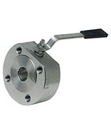 Шаровой кран стальной межфланцевый BS5440
