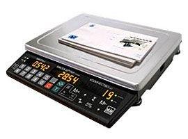 Счетные электронные весы МК-15.2-С21