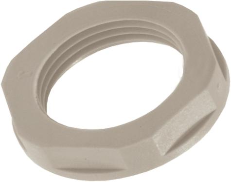 Купить Контргайки Lapp Kabel Skintop GMP-GL PG 16 RAL 7001 для кабельных вводов серые, армированные стекловолокном
