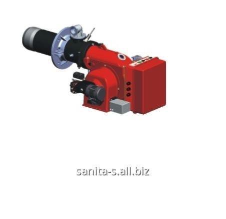Купить Комбинированная горелка Baite BT40 210-438кВт (газ-дизтопливо)