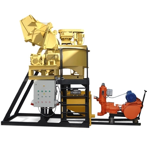 Установка для приготовления и подачи раствора УППР-1.СО-50АМ