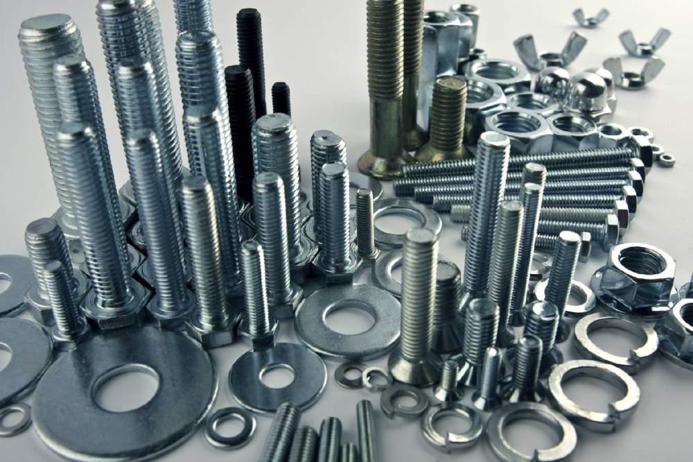 Купить Крепежные изделия металлические промышленные