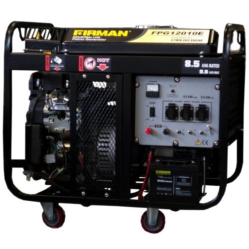 Бензиновый генератор FIRMAN FPG12010E