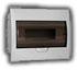 Купить Бокс с прозрачной крышкой для внутренней установки 12-и модульных устройств 730 1000 012