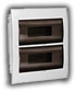 Купить Бокс с прозрачной крышкой для внутренней установки 24-х модульных устройств 730 1000 024