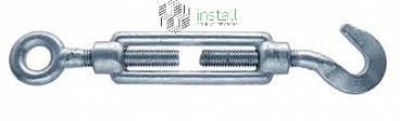 Талреп крюк - кольцо DIN 1480 М 8