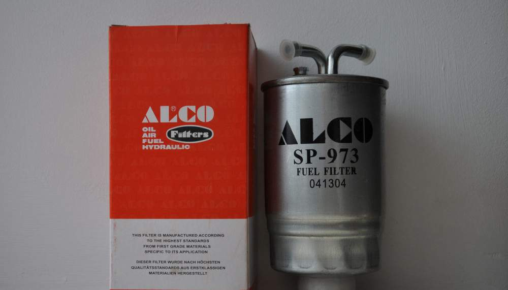 on alco fuel filters