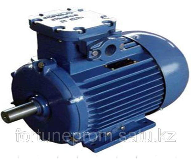 Крановые электродвигатели с фазным ротором