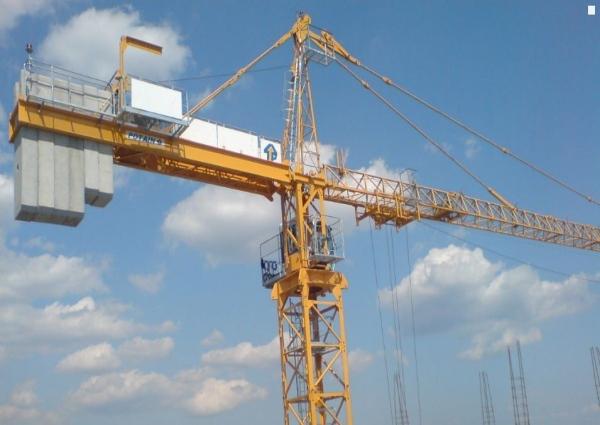 Buy Tower crane Potain MC480M25