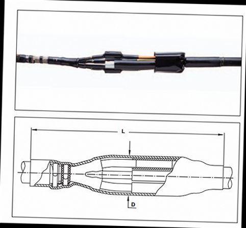 Купить Муфта переходная TRAJ-01/4x 25- 70/4SB