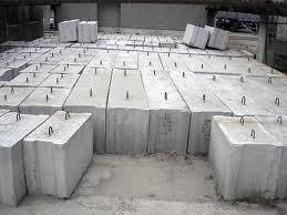 Купить Фундаментные блоки ФБС 24х5х6