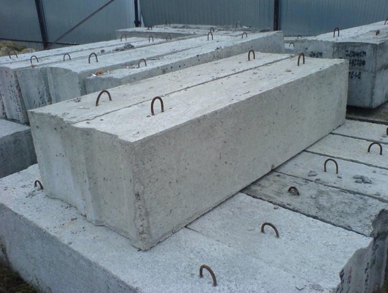 Купить Фундаментные блоки ФБС 12х5х3