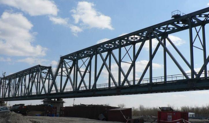 Купить Мостовые металлоконструкции