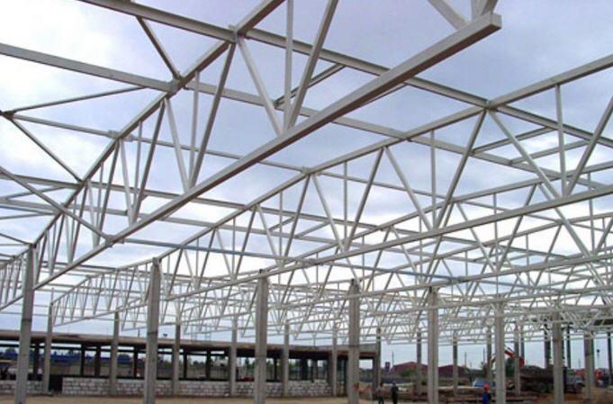 Купить Металлоконструкции строительные сварные