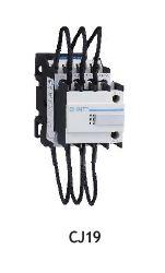 Контакторы CJ 19 для цепей компенсации реактивной энергии