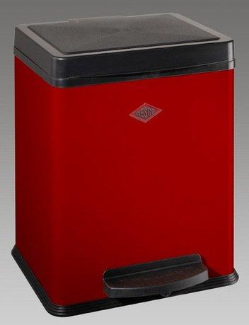 Купить Wesco Мусорный контейнер (20 л), красный 380511-02