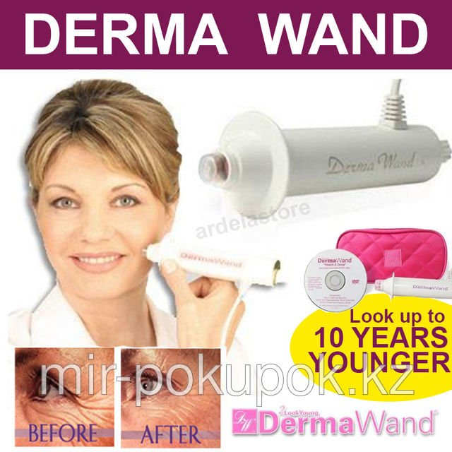 The Device For Smoothing Of Wrinkles Of Derma Wand Derma Vand Buy