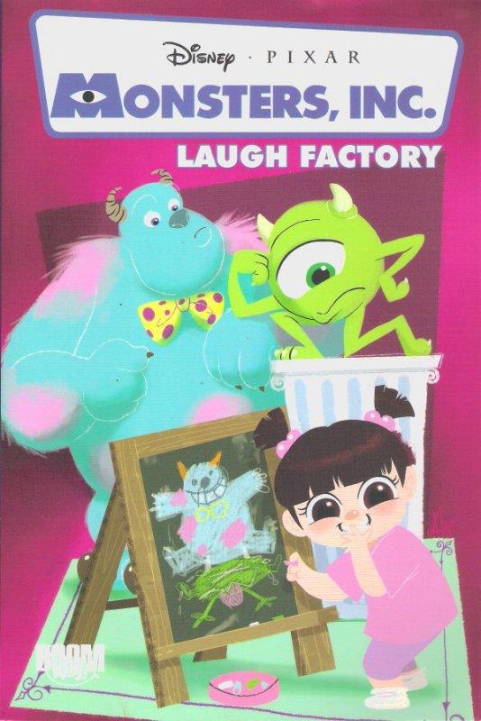 Купить Книга Monster Inc, Scary Stories By Marvel Comics