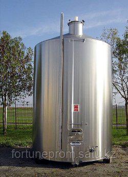 Резервуар для светлых и темных нефтепродуктов