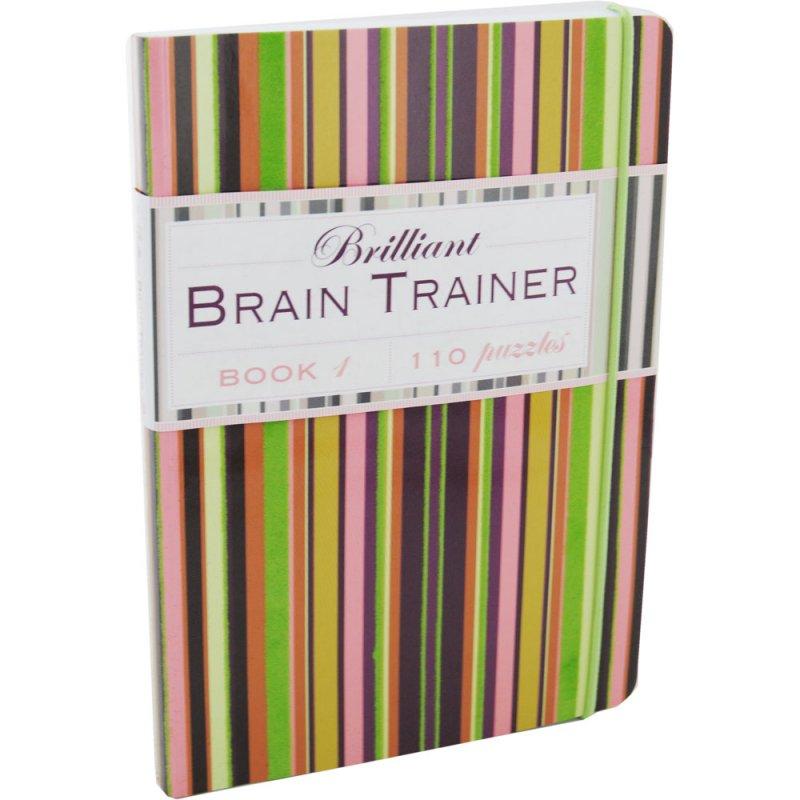 Купить Книга Brilliant Brain Trainer