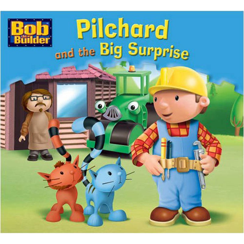 Купить Книга Bob The Builder:bob`s Big Surprise Bbc Audio Cd