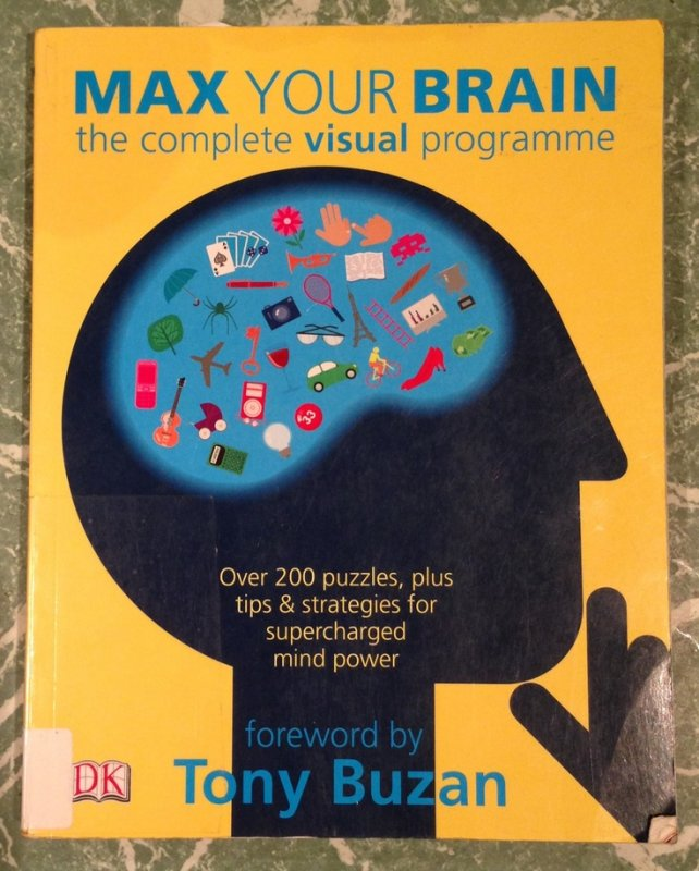Купить Книга Max Your Brain By James Hobbs