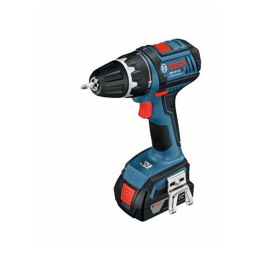Аккумуляторная дрель-шуруповёрт GSR 18 V-LI Professional