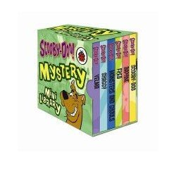 Купить Книга Scooby-doo:mystery Mini Library