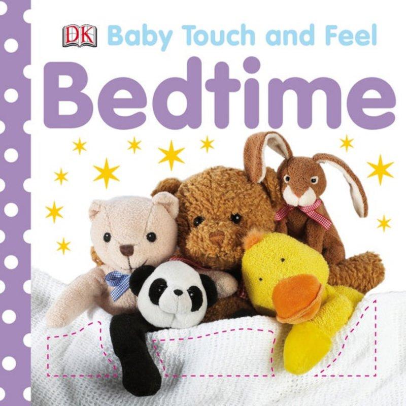 Купить Книга Baby Touch And Feel: Bedtime