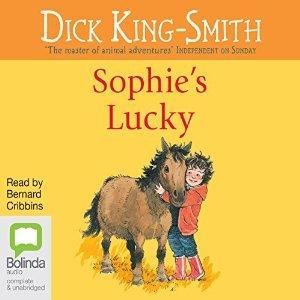 Купить Книга Sophies Lucky Bbc Audio Cd