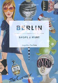 Книга Berlin:shops&more