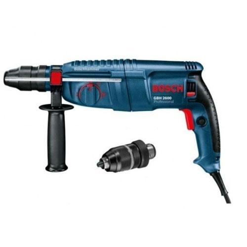 Купить Перфоратор Bosch GBH 2600 DE