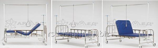 Кровать функциональная механическая Armed с принадлежностями RS104-B