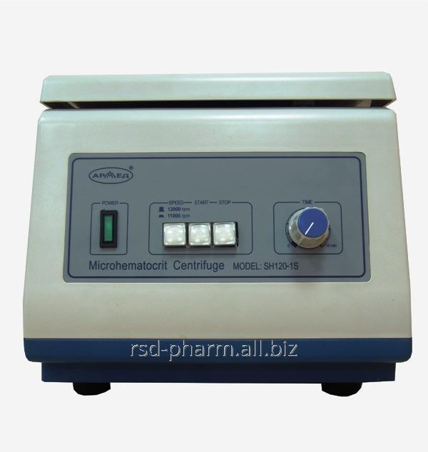 Центрифуга медицинская лабораторная Armed SH120-1S