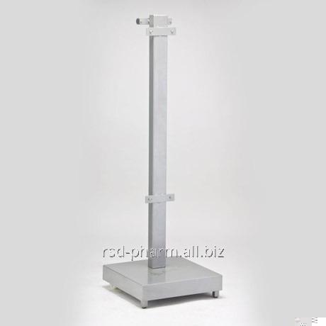 Подставка металлическая передвижная для облучателей-рециркуляторов Armed на 2 лампы
