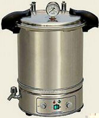 Стерилизатор паровой DGM, модель DGM-200(18л)