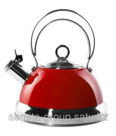 Купить Wesco Чайник (2.75 л), красный 340520-02