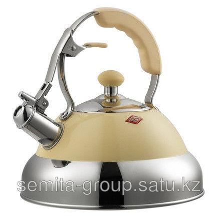 Buy Wesco Retro Style Teapot (2 l), ivory 340521-23