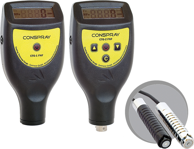 Buy Feeler gages of coverings CTG-1FNF and CTG-2FNF