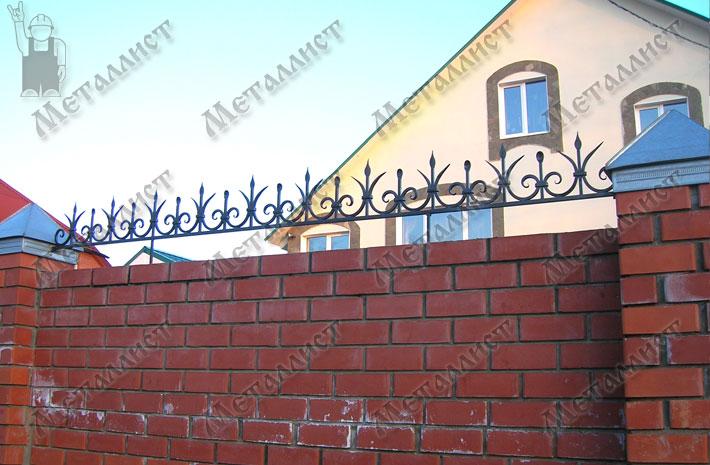 Buy Fence metal welded - option 3