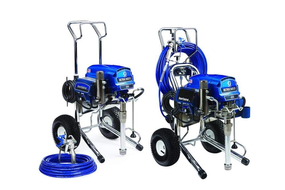 Buy Airless electric Ultra Max II 695 spray