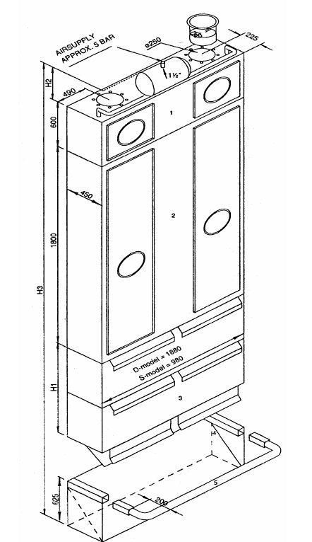 Buy Hydraulic inverter of trucks