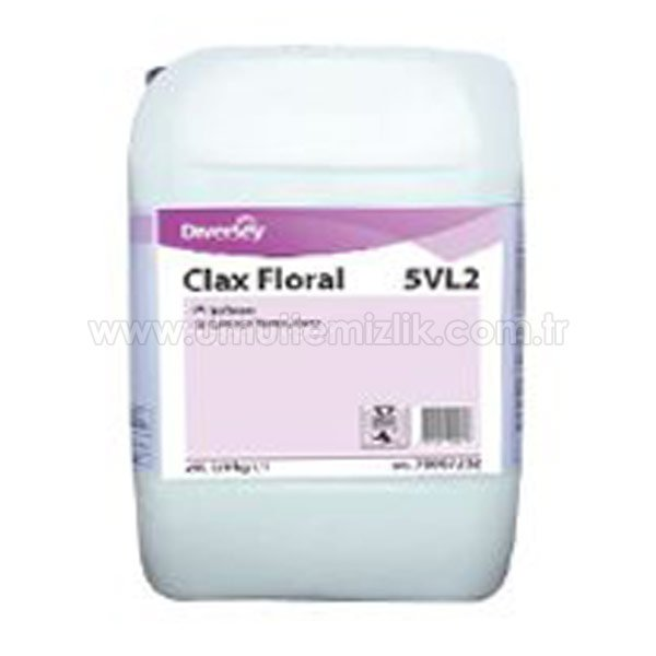 Buy Liquid softener for linen of Clax Floral 5VL2 (5c11) 20kg
