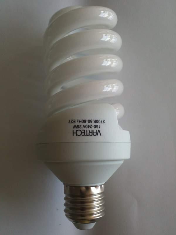 Купить Энергосберегающая Лампа Full spiral 26W E27