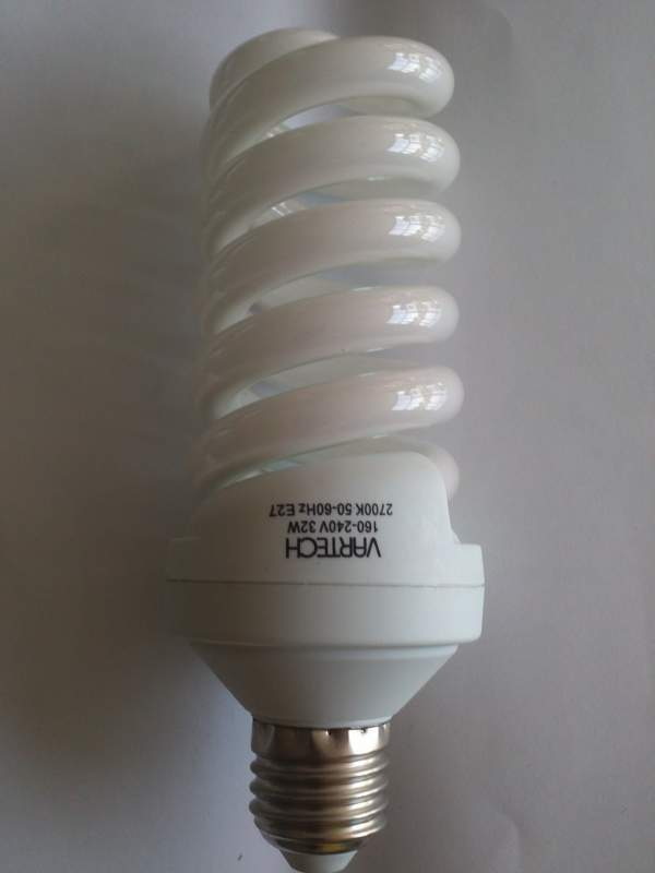 Buy Energy saving Lamp of Full spiral 32W E27