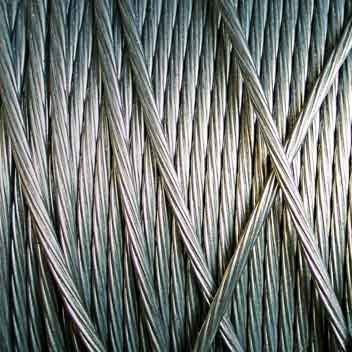 Buy Rope of a steel double twist of 0,65 - 119 mm of GOST 2688-80 3062-80 7668-80