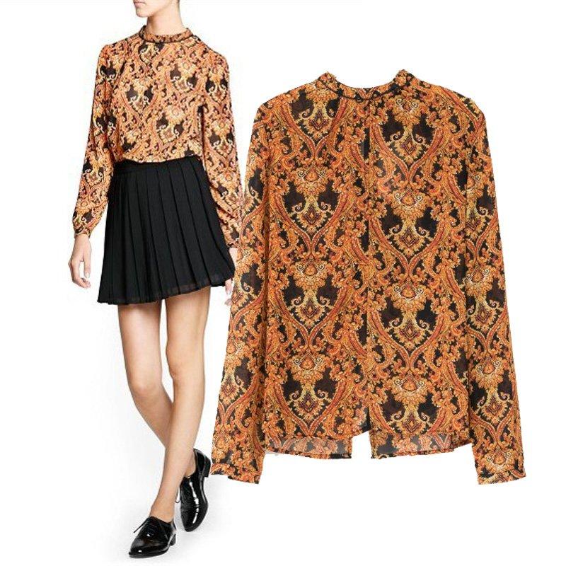 Рубашка-блузка все сезоны
