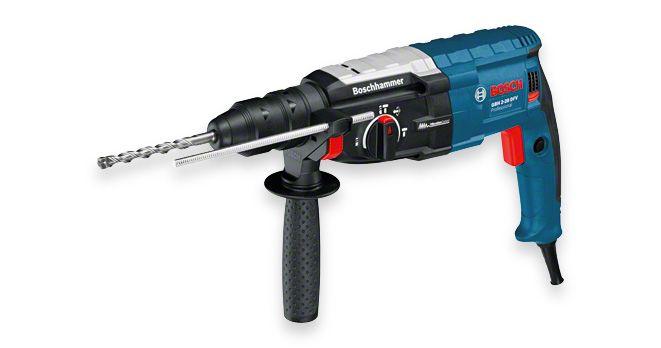Перфоратор с патроном SDS-plus GBH 2-28 DFV Professional 0611267200