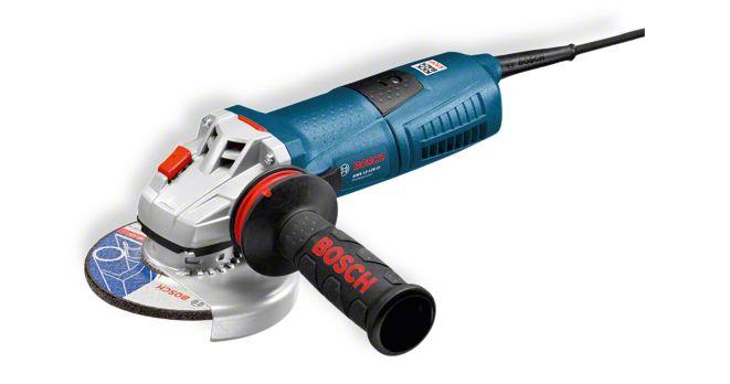 Угловая шлифмашина GWS 12-125 CI Professional 0601793002